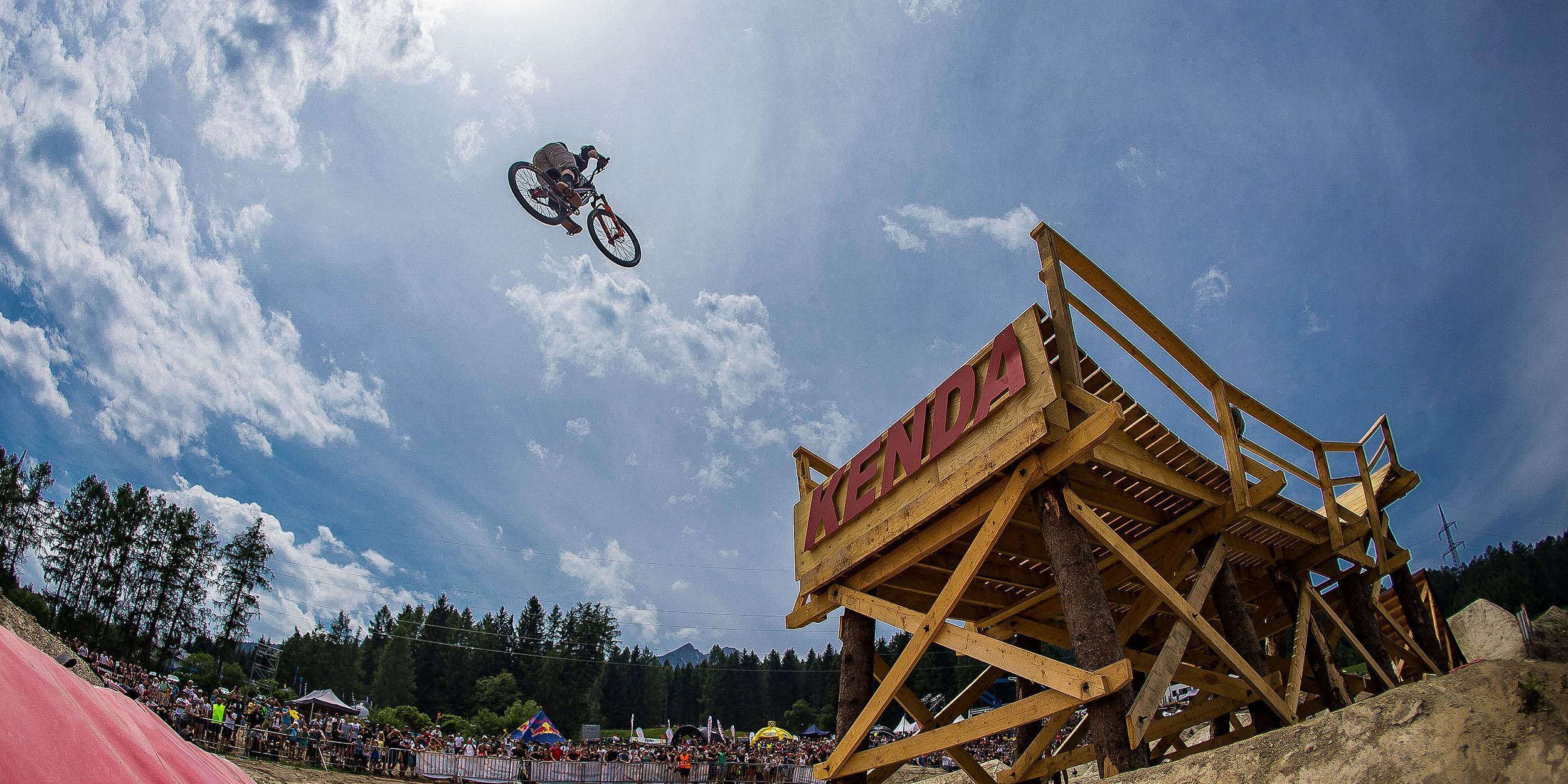 Erfolgreiche Premiere: Crankworx Innsbruck