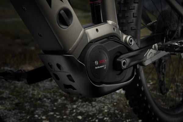 Die gesamte Powerfly Plattform basiert auf Boschs Performance CX-Motor.