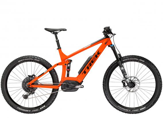 Powerfly FS 9 LTRoarange/Trek Black€ 6.099,-