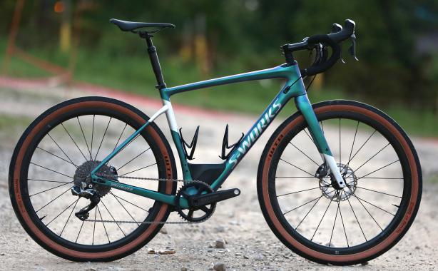 und im Vergleich dazu mit 650B-Laufrädern.