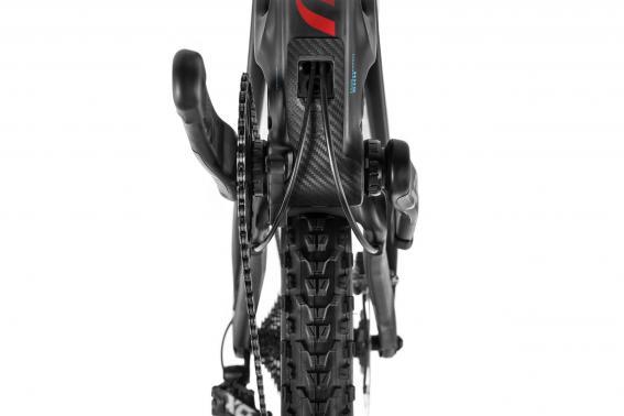 Boost und Eagle Antriebe finden auch im Foxy Carbon Einzug.
