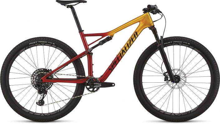 Men's Epic Expert Carbon mit Sram GX Eagle 12-s um € 4.999,-