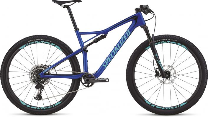 Men's Epic Pro Carbon mit Sram X01 Eagle 12-s um € 6.999,-