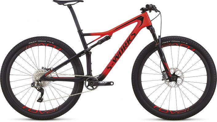 Men's S-Works Epic XTR Di2 um € 9.999,-