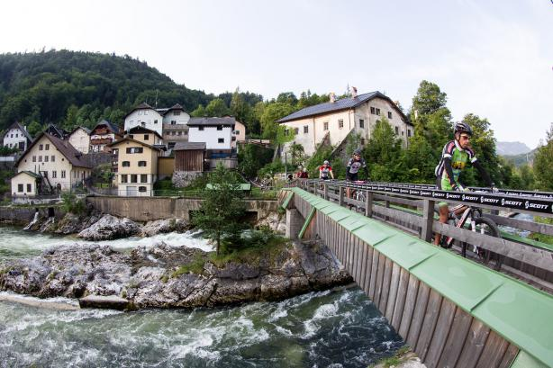 als tosender Fluss (Foto: Lauffen 2013)