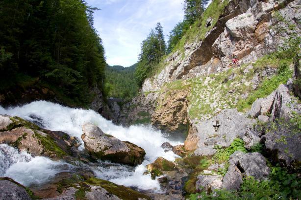 für dieses einzigartige, wilde, sportliche Abenteuer (Foto: Waldbachstrub 2011)