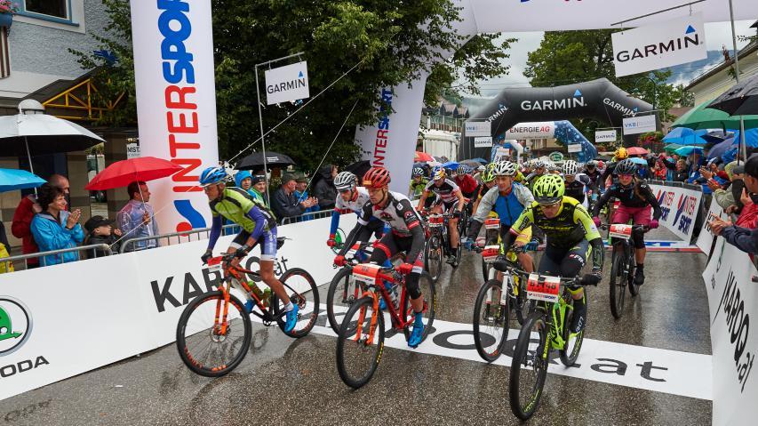 Bildbericht Salzkammergut Trophy 2017