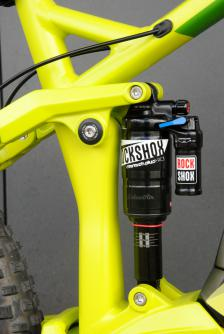 RockShox Monarch Plus...
