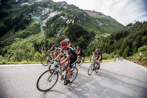 Arlberg Giro und Steinbock Challenge 2019