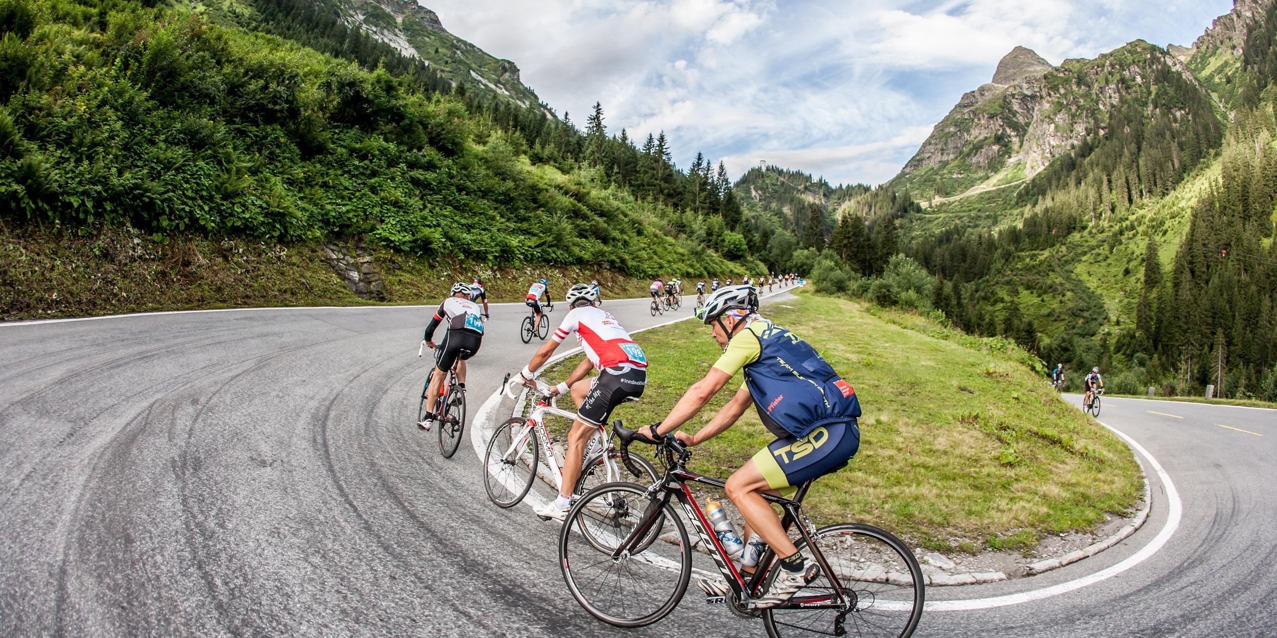 Bildbericht Arlberg Giro 2017