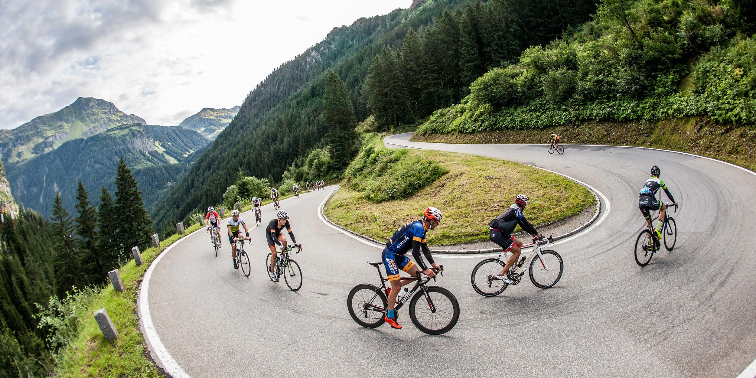 Countdown zum 8. Arlberg Giro