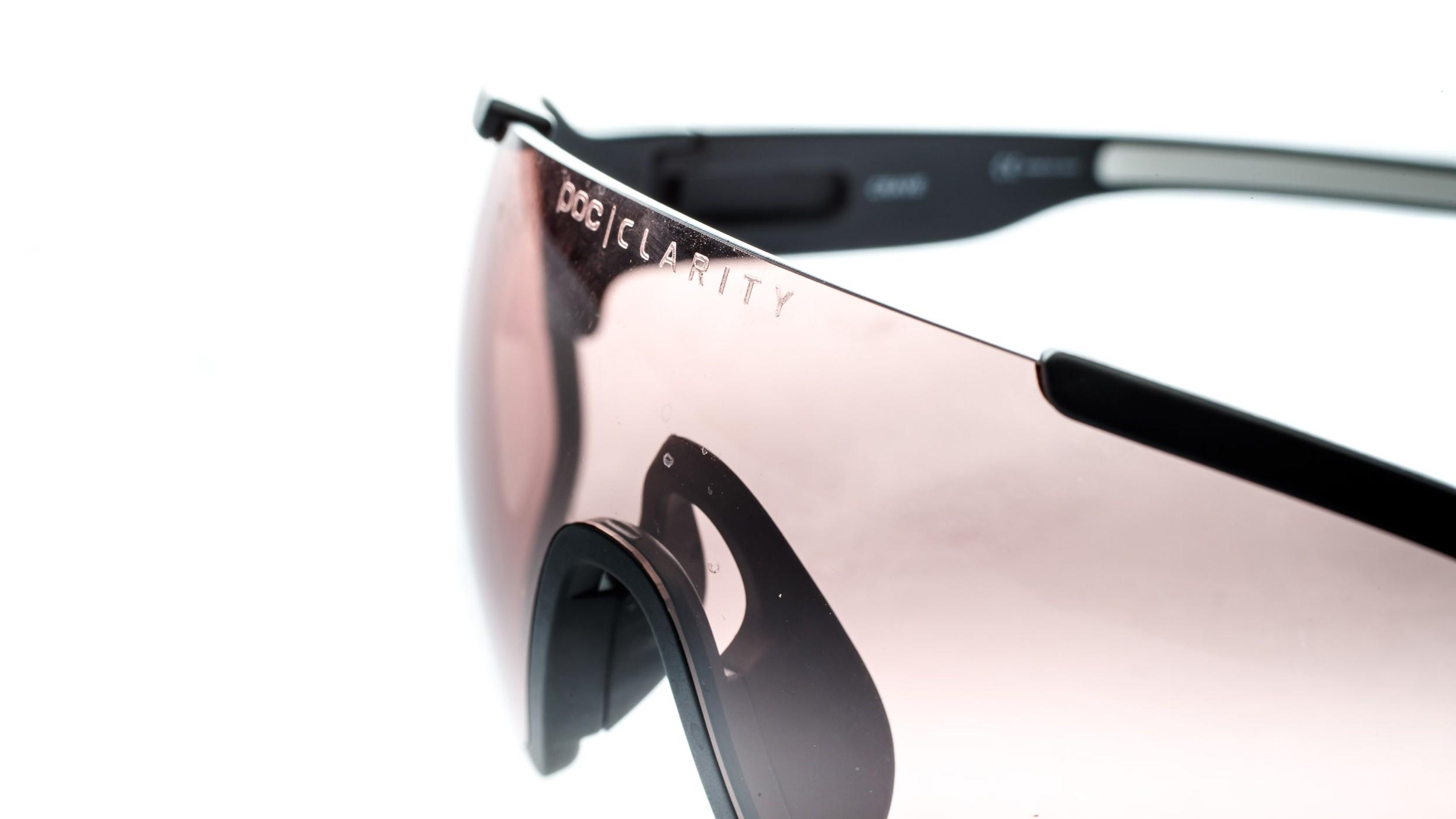 Die POC Crave mit Clarity Gläsern von Carl Zeiss.