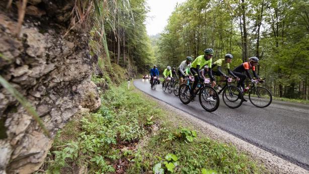 Bildbericht Kufsteinerland Radmarathon 2017