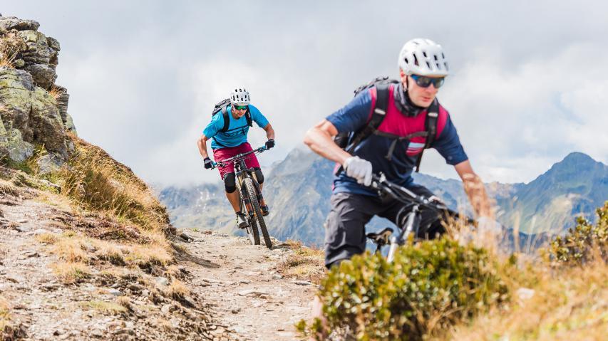 Trails und Touren rund um Lienz in Osttirol
