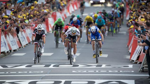 im Rahmen der Tour de France, sondern lieferten auch wertvolle Entwicklungs-Inputs.