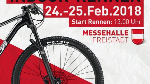 24-h-Indoor Mountainbike Freistadt