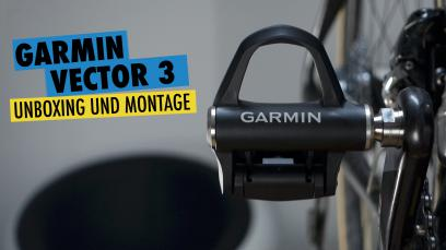 BB Video: Garmin Vector 3