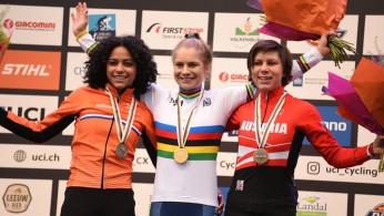 Nadja Heigl gewinnt Bronze bei CX-U23 WM