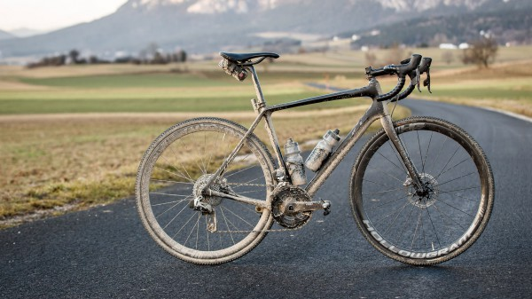 "Cannondale Synapse Gravelbike ""light"""