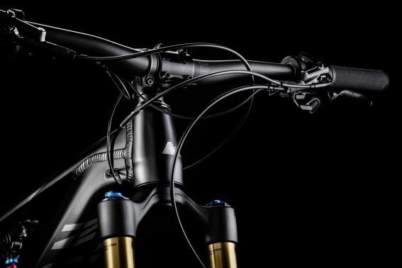 Robuste und steife Gabeln sowie DT-Swiss E-Bike-Laufräder finden sich an allen Modellen.