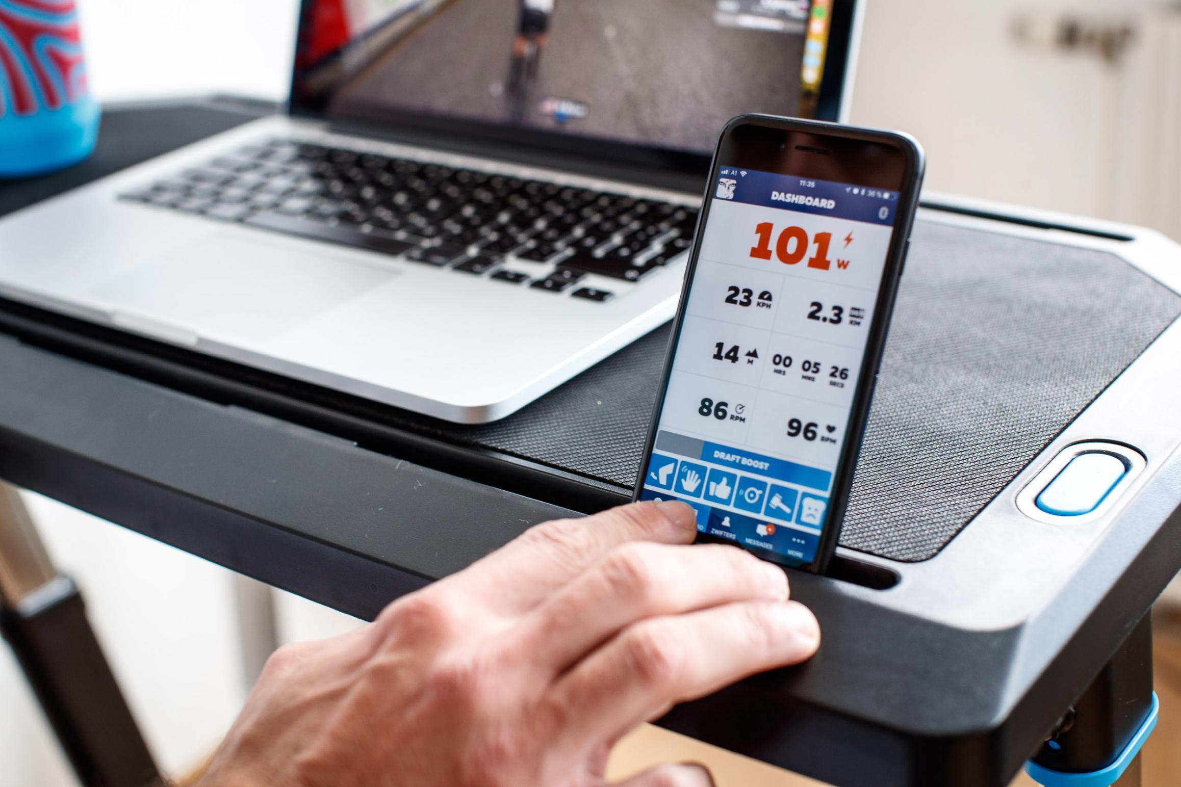 ZWIFT - Deutsche Anleitung zum virtuellen Onlinetraining
