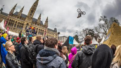 Argus Bike Festival & Dirt-Battle Vienna
