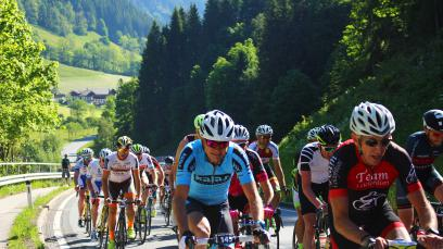 25. Amadé-Radmarathon in Radstadt