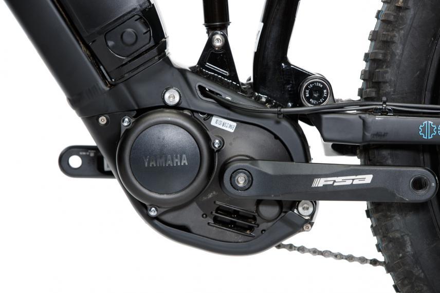 Yamaha PW-X ident. Nur die Software ist geändert.