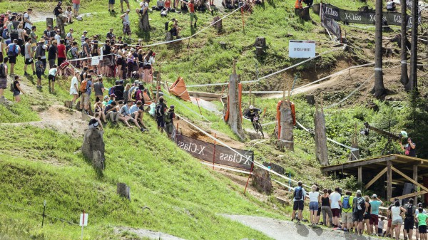 Downhill Weltcup Leogang