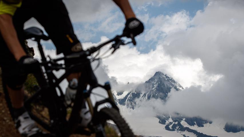 Bikepark Lienz + Großglockner: zwischen Nationalpark und Trail-Flow