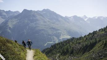 Great Trails: Tirols Top 5