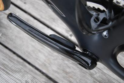 ... mit Specializeds neuem S-Works Power Cranks Powermeter.