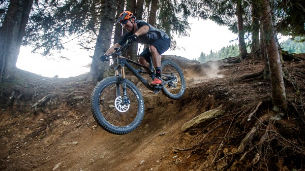 Canyon Spectral CF 9.0 SL 2018 im Test
