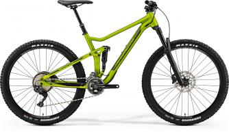 ONE-TWENTY 7.XT27,5 Alu green€ 2.499,-