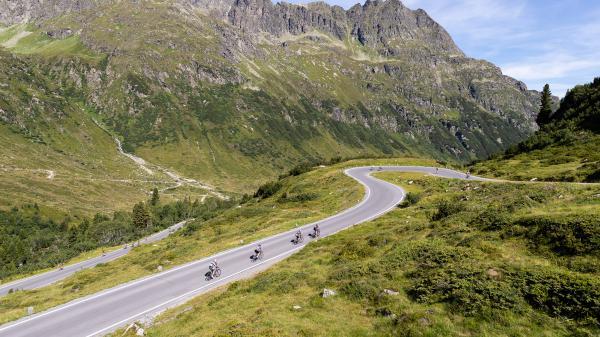 Alberg Giro 2019 im Zeichen des Feuers