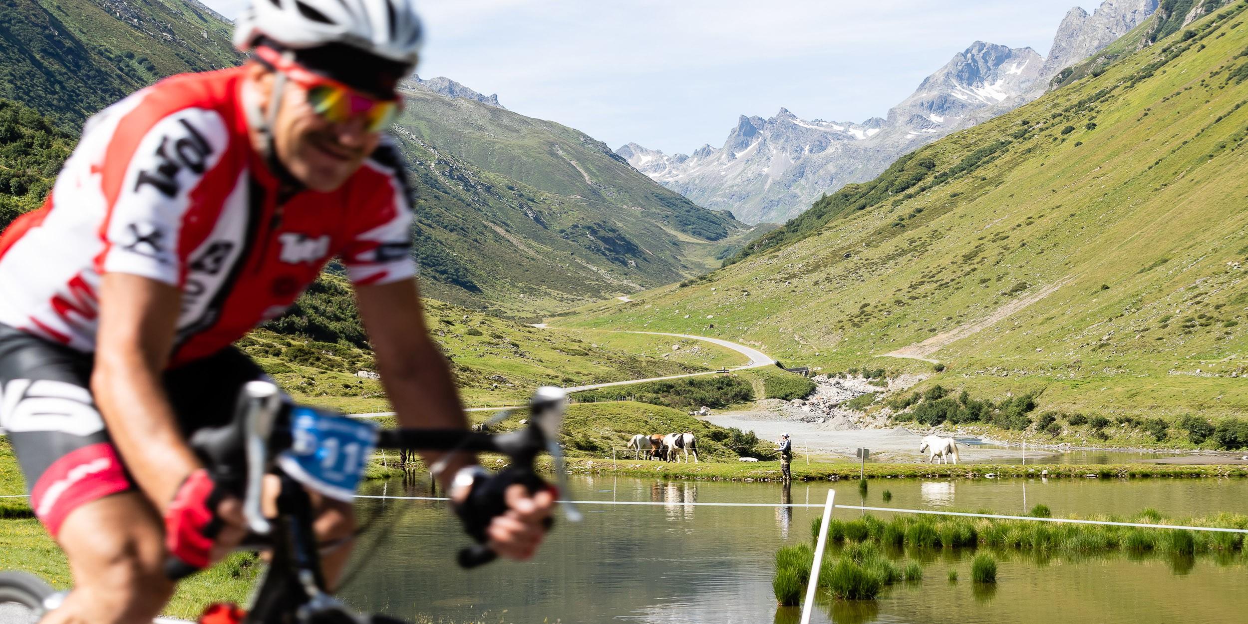 Bildbericht 8. Arlberg Giro 2018 & Profi-Kriterium