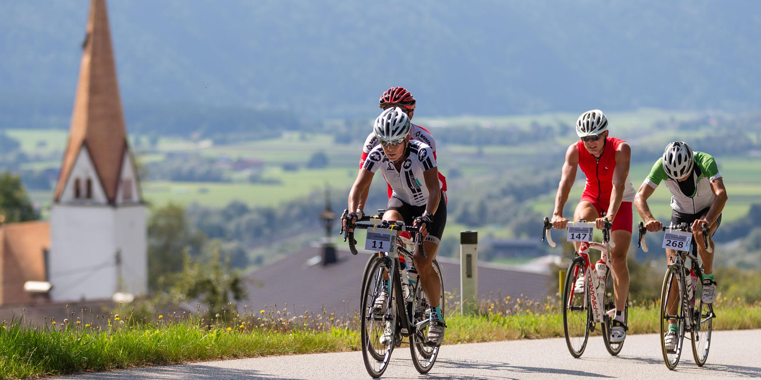 Vorschau: 3. Kufsteinerland Radmarathon