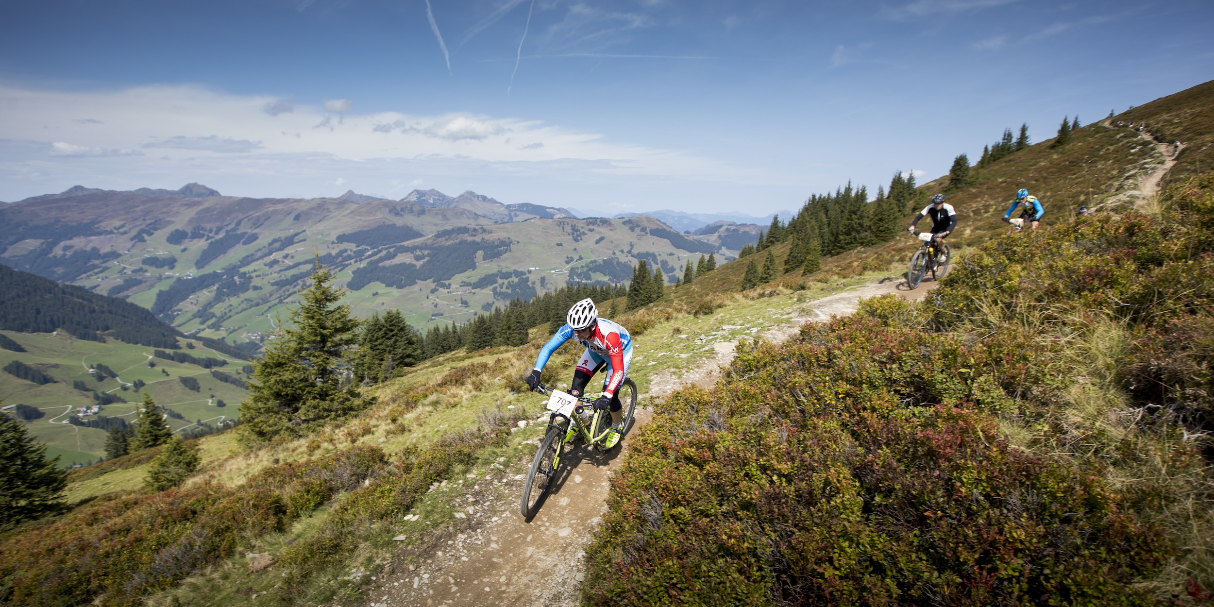 20 Jahre World Games of Mountainbiking