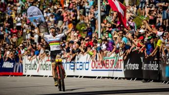 Ergebnisse XCO & DH Weltmeisterschaft Lenzerheide