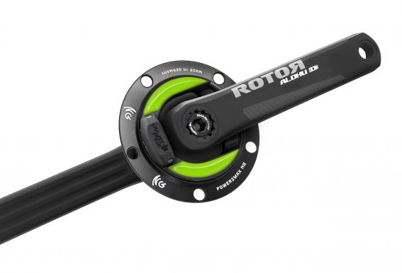 NG Rotor Powermeter Set Road - Shimano 110 BCD