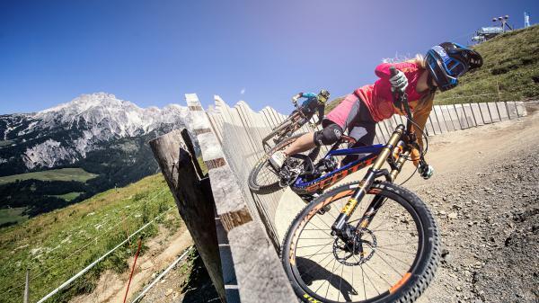 Bikepark Leogang verlängert Saison