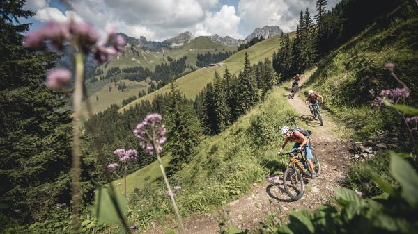 E-Bike Paradies Gstaad