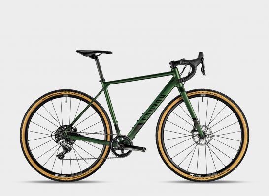 Grail AL 7.0 SL grün