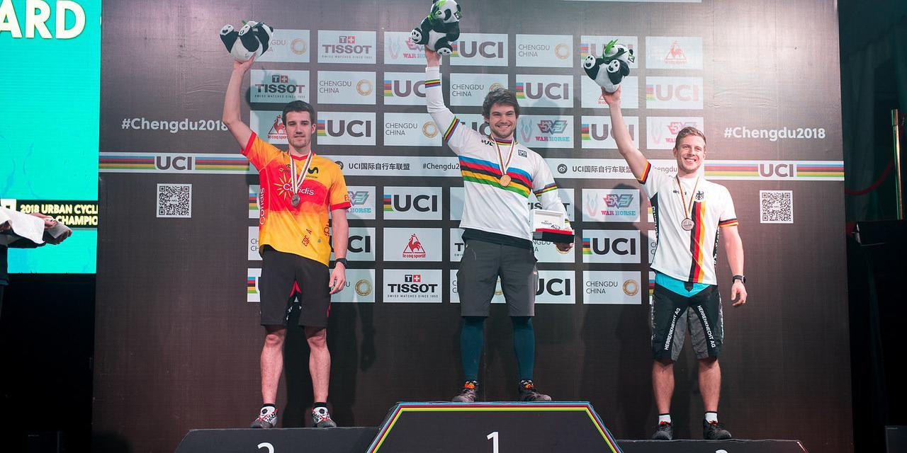 Thomas Pechhacker ist Trials-Weltmeister
