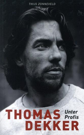 Thomas Dekker, Thijs Zonneveld: Unter Profis. Covadonaga Verlag, 224 Seiten,  ISBN 978-3-95726-024-6, € 14,80