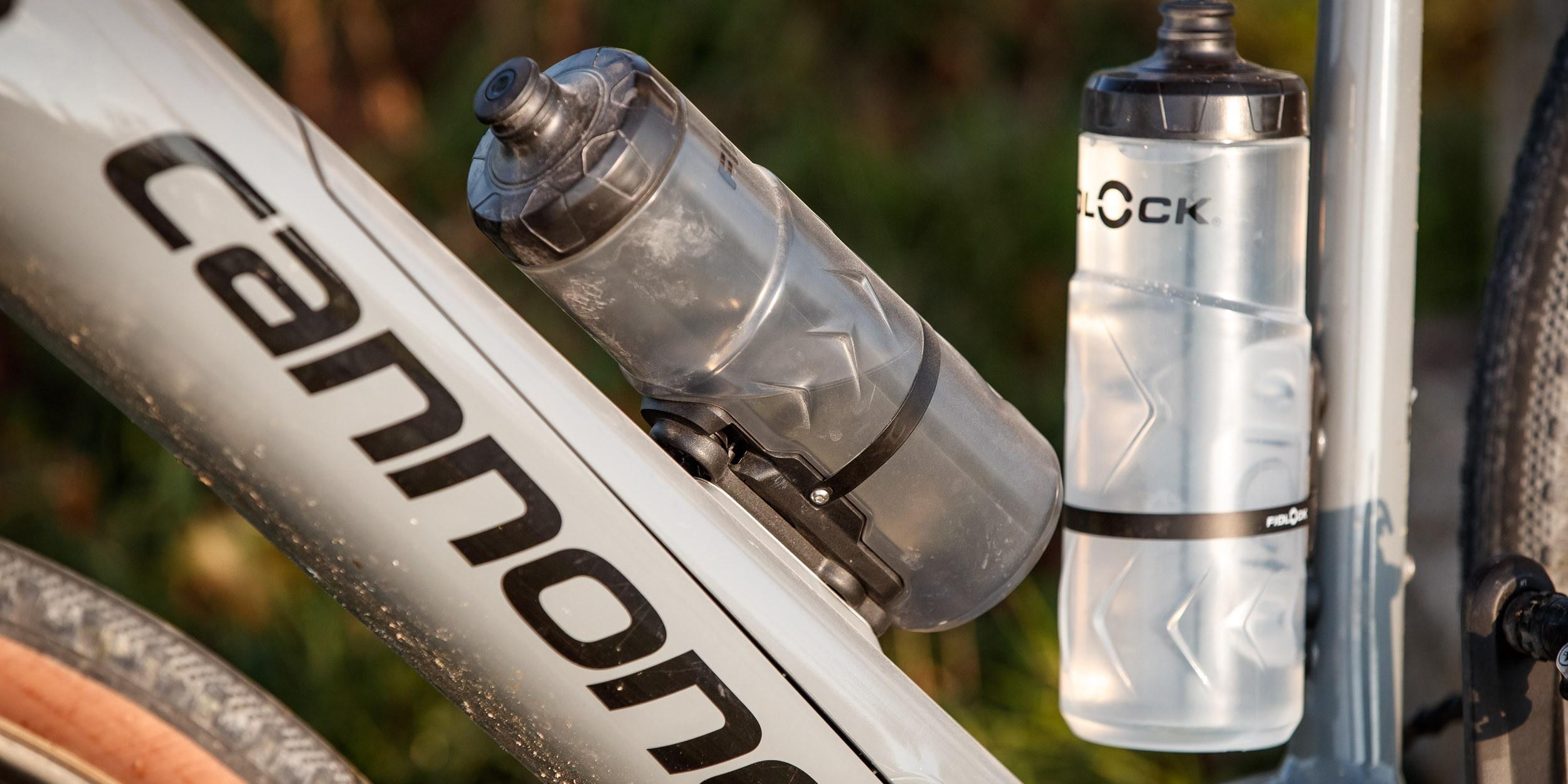 Fidlock Bottle Twist und Push Saddle