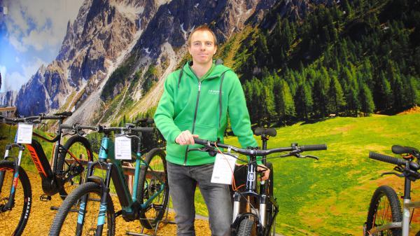 e-Motion e-Bike Welt Wien