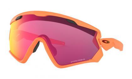 Matte Neon Orange mit Prizm Road20% Lichtdurchlässigkeit