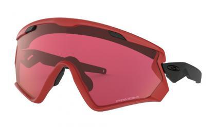 Viper Red mit Prizm Snow Torch Iridium17% Lichtdurchlässigkeit