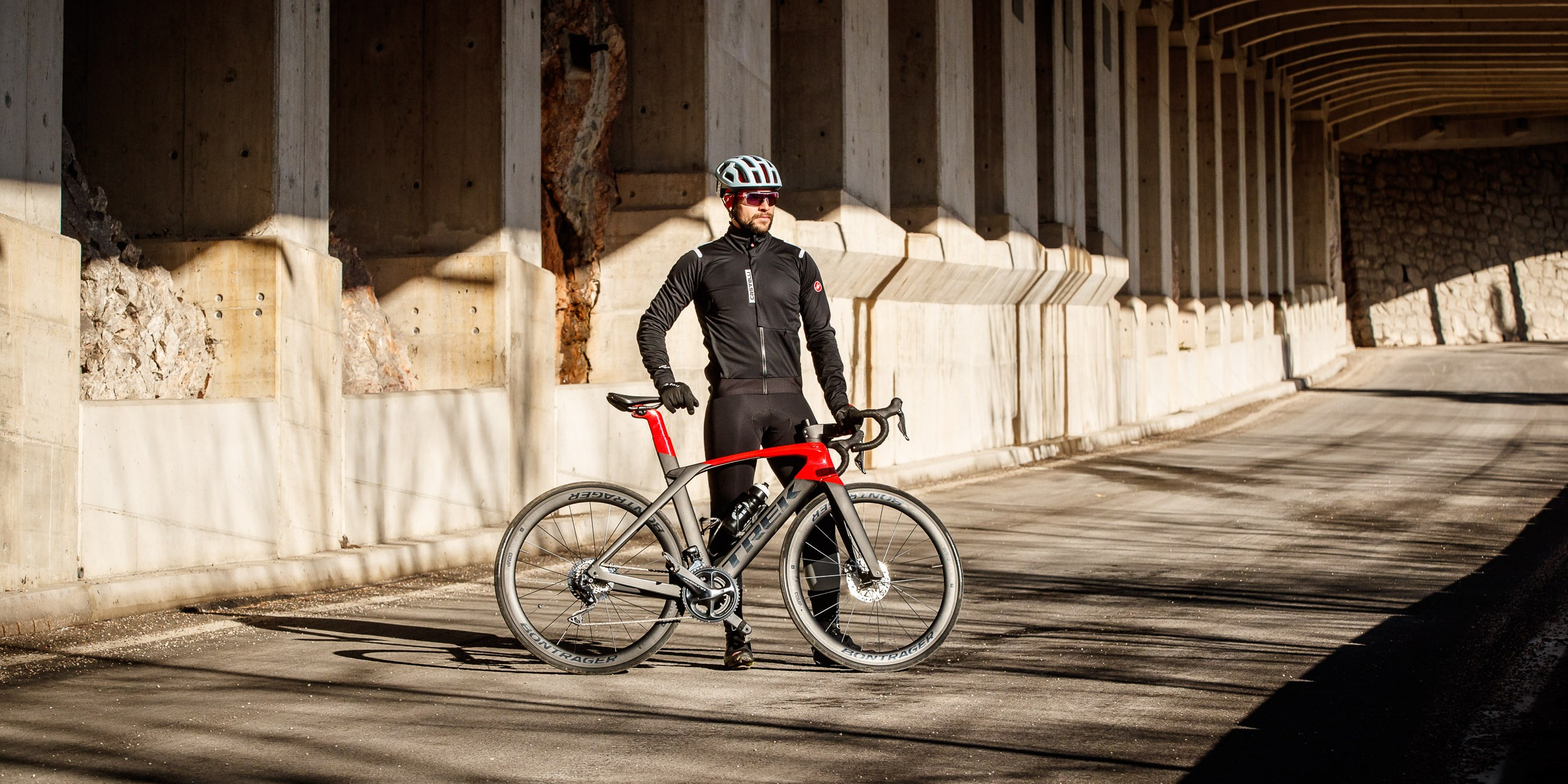 Castelli Alpha ROS Jacket & Nano Flex Pro 2 Bib